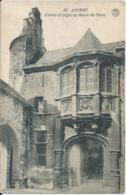 Antwerpen - Anvers - 62 - Entrée Et Logia Au Musée Du Steen - G. Hermans - Antwerpen