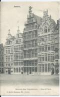 Antwerpen - Anvers - Maisons Des Corporations - Grand'Place - N. 52, G. Hermans - Antwerpen