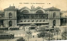 PARIS Gare  St Lazare-3 Eme Groupe D'aviation LORMONT GIRONDE - Metro, Stations