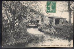 LA COURNEUVE 93 - Le Moulin Fevron - La Vanne - La Courneuve