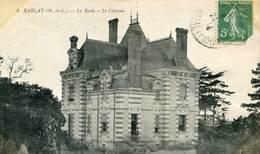 RABLAY  La Roche Et Chateau  1914 - Frankrijk