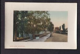 CPA ANGLETERRE - BEDFORD - RIVERSIDE - TB PLAN Avenue Au Bord De L'eau Et Allant Vers La Ville - Bedford