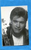 Roch VOISINE-chanteur -canada- -édition Keymi -1991--tirage Limité Carte Neuve N°48 - Artisti
