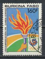 °°° BURKINA FASO - Y&T N°771 - 1988 °°° - Burkina Faso (1984-...)