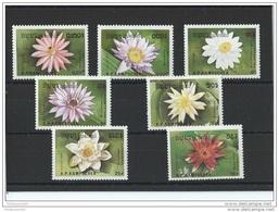 KAMPUCHEA 1989 - YT N° 863A/863G NEUF SANS CHARNIERE ** (MNH) GOMME D'ORIGINE LUXE - Kampuchea