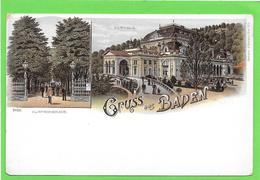 SUISSE - Gruss Aus BADEN - AG Argovie