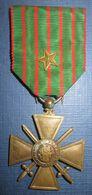 Croix De Guerre 1914-1917 - Frankreich