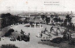 """Japan Yokohama 1935 """"Nogeyama Park,Yokohama - Yokohama"""