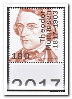 Duitsland 2017, Postfris MNH, MI 3343, Theodor Mommsen - Ungebraucht