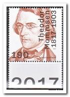 Duitsland 2017, Postfris MNH, MI 3343, Theodor Mommsen - Ongebruikt