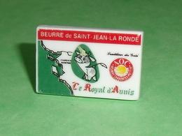 Fèves / Autres / Divers / Alimentation : Beurre De Saint Jean La Ronde , Le Royal D'aunis  T43 - Fèves