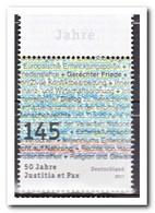 Duitsland 2017, Postfris MNH, MI 3339, 50 Years Justitia Et Pax - Ongebruikt