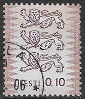 Estonia SG342 2002 Definitive 10s Good/fine Used [38/31478/6D] - Estonia