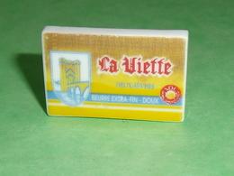 Fèves / Autres / Divers / Alimentation : Beurre La Viette , Deux Sevres   T43 - Fèves