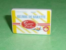 Fèves / Autres / Divers / Alimentation : Beurre De Baratte , Terroir De France  T43 - Fèves
