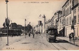 LA ROCHELLE  QUAI VASLIN  Tram - La Rochelle