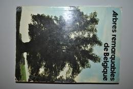 Arbres Remarquables De Belgique Eaux Et Forêts 1978 Etat Potable Port Belgique 3,50 € Europe 12 € - Livres, BD, Revues