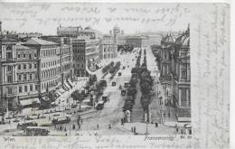 AK 0052  Wien - Franzensring Um 1905 - Ringstrasse