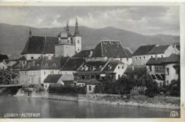 AK 0052  Leoben ( Altstadt ) - Verlag Mayer Um 1939 - Leoben