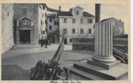 AK 0052  Albona - Porta San Fior Ca. Um 1930 - Kroatien