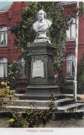 AK 0052  Wesselburen - Hebbel-Denkmal Um 1935 - Buesum