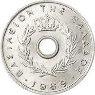 Monnaie, Grèce, 10 Lepta, 1969, SUP+, Aluminium, KM:78 - Greece