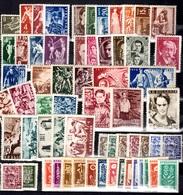 Bulgarie Belle Petite Collection Neufs * 1949/1954. Bonnes Valeurs. B/TB. A Saisir! - Bulgarie