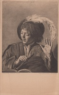 SINGENDER KNABE - Künstlerkarte Franz Hals - Künstlerkarten