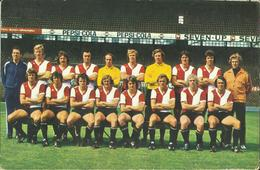 Football -- Feyenoord -  (Nederland)     (2 Scans) - Soccer