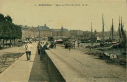 33 BORDEAUX / Quai Du Port Saint Jean / - Bordeaux