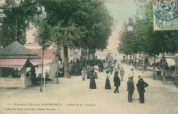 33 BORDEAUX / L'Allée De La Passerelle / - Bordeaux