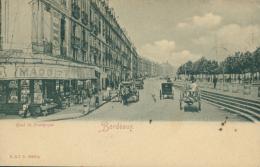 33 BORDEAUX / Quai De Bourgogne / - Bordeaux