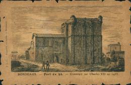 33 BORDEAUX / Fort Du Hâ / Gravure / - Bordeaux