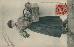 33 BORDEAUX / Marchande De Fleurs Au Panier / - Bordeaux
