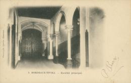 33 BORDEAUX / Escalier Principal / - Bordeaux