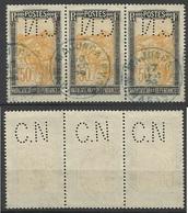 Colonie MADAGASCAR N° 139 CN 2 Indice 3 Perforé Perforés Perfins Perfin - Madagascar (1889-1960)