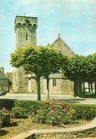BARNEVILLE - L'Eglise Et Sa Tour Fortifié - Barneville