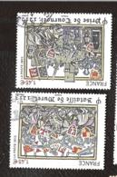 TIMBRES... HISTOIRE  BATAILLE..N°4828/4829 ... 2013..... TBE. OBLITERATION RONDE.... - Frankreich