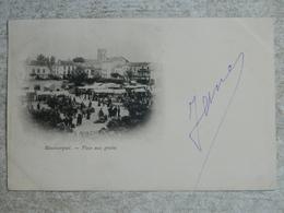 MAUBOURGUET  PLACE AUX GRAINS - Maubourguet