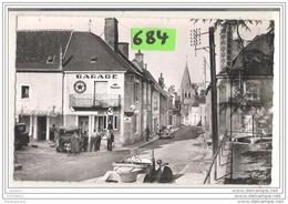 2815 D36E   POSTCARD AK CPA POMPE684   ECUEILLE RUE DE LA VIEILLE EGLISE POMPE A ESSENCE  SHELL - Autres Communes