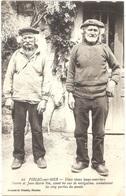 Dépt 44 - PIRIAC-SUR-MER - Deux Vieux Longs-courriers, Pierre Et Jean-Marie Rio, Ayant 60 Ans De Navigation... (marins) - Piriac Sur Mer