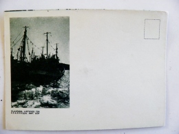 2 Scans, Cover From Lithuania Klaipeda Ships Boats Nr.93 - Lithuania