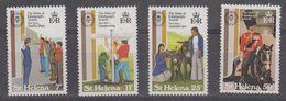 St. Helena 1981 The Duke Of Edinburgh Awards 4v ** Mnh (40928) - Sint-Helena