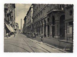 Bologna - Via Ugo Bassi - Animata - Non Viaggiata - (FDC12474) - Bologna