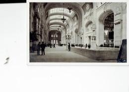 ITALY  -  VINTAGE POSTCARD  MILAN0 - NUOVA STAZIONE CENTRALE MILANO GALLERIA IN TESTA LUCIDA  NON USATA -BRACCI E MANZIN - Milano (Mailand)