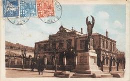 Batna Monument Aux Morts Mairie - Batna