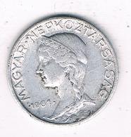 5 FILLER 1961 HONGARIJE /6694/ - Hungary