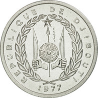 Monnaie, Djibouti, Franc, 1977, Paris, ESSAI, FDC, Aluminium, KM:E1 - Djibouti