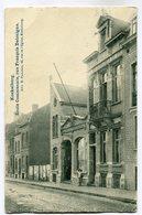 CPA - Carte Postale - Belgique - Bruxelles - Koekelberg - Ecole Communale - Rue François Delcoigne - 1912 (SV5904) - Koekelberg