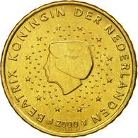 Pays-Bas, 10 Euro Cent, 2000, SUP+, Laiton, KM:237 - Pays-Bas